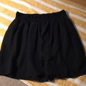 Target black skirt